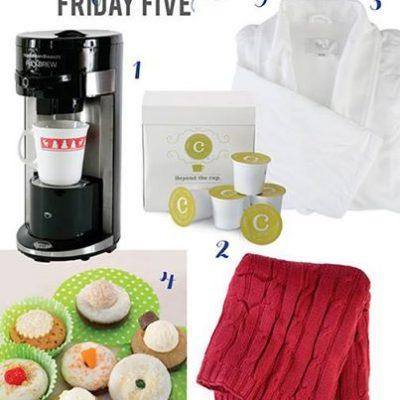 Friday Favorites….
