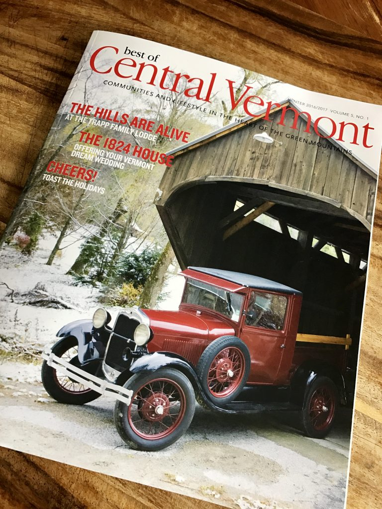 Green Mountain Baked is featured in the latest issue of Best of Central Vermont...Simply amazed and feeling blessed that such a great magazine wanted to do a story on my little donut business!! Check out the digital issue at http://www.bestofcentralvt.com/2016/12/05/129274/in-this-issue-winter-2016 #Shoplocal